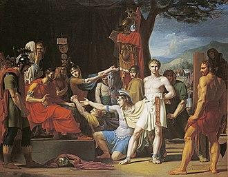 Titus Manlius Imperiosus Torquatus - Image: Honnet Prix de Rome