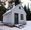 Hoodoo Ridge Lookout Station ground cabin - Umatilla NF Oregon.jpg