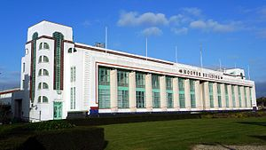 Hoover Building - The Hoover Building