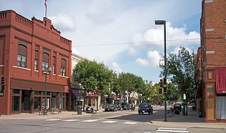 Hopkins, Minnesota - Downtown Hopkins