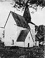 Hossmo kyrka 1900.jpg