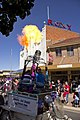 Hot air balloons in the SunRice Festival parade in Pine Ave (4).jpg