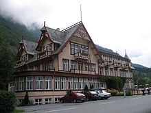 Hotel Union Geiranger Booking