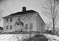 House, Post Office Vicinity, North Stonington (New London County, Connecticut).jpg