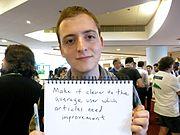 How to Make Wikipedia Better - Wikimania 2013 - 27.jpg