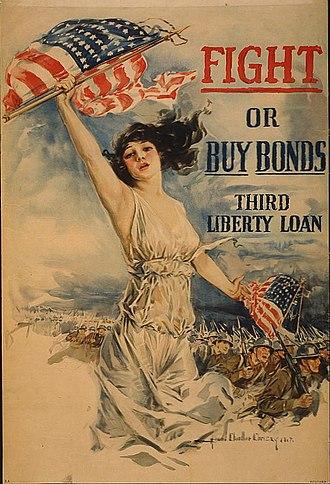 Howard Chandler Christy - Image: Howard Chandler Christy WWI poster 01