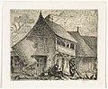 Huisje te Auschowitz in Bohemen, RP-P-1882-A-5436.jpg