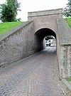 hulst bagijnepoort (graauwse poort)