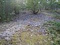 Hummelmoraberget, klapperstensvallar, 2015e.jpg