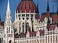 Hungarian Parliament Building from across the Danube, 2013 Budapest (484) (13226870543).jpg