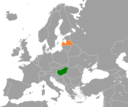 Hungary Latvia Locator.png
