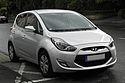 Hyundai ix20 Comfort – Frontansicht, 11. Juni 2011, Wülfrath.jpg