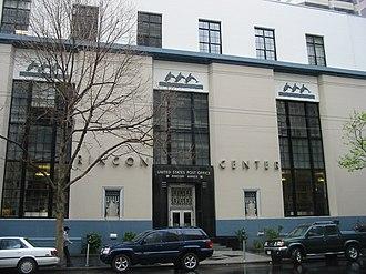Rincon Center - Rincon Center in May 2006