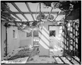 INTERIOR VIEW OF SOUTHWEST CORNER OF BUILDING - Spruce Tree Terrace, Chapin Mesa, Cortez, Montezuma County, CO HABS COLO,42-MEVPK,2-12.tif