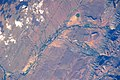ISS-38 Prince Albert, South Africa, rotated and enhanced.jpg