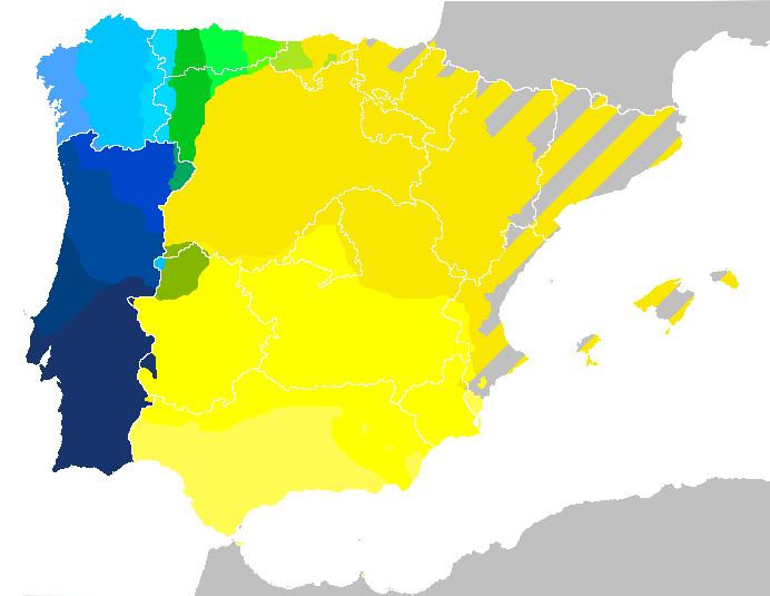 Iberorromance occidental