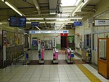 市川真间站
