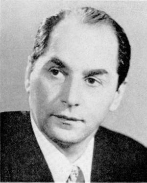 Igor Moiseyev - Igor Moiseyev in 1961