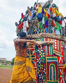 Ijele Masquerade - Wikipedia