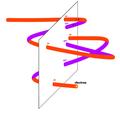 Illustration de l'hypothèse de l'univers à un électron.png
