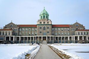 Immaculata University - Main building