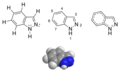 Indazole chemical structure.png