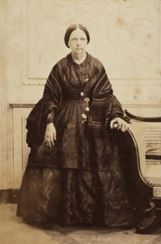 Infanta Isabel Maria of Braganza - Infanta D. Isabel Maria; 1869.