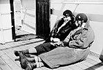 Ingrid Christensen and Mathilde Wegger on voyage in 1931.jpg