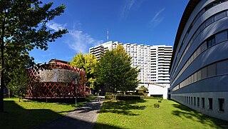 Inselspital Hospital in Bern, Switzerland