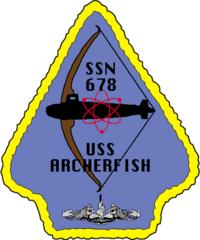 Знак различия SSN-678 Archerfish.PNG