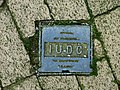 Inspection Cover bearing the letters IUDC - geograph.org.uk - 1491312.jpg