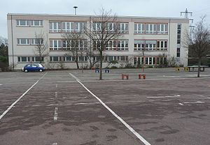 Comprehensive school - Integrierte Gesamtschule Ludwigshafen-Gartenstadt