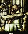 Interieur, glas in loodraam NR. 28 C, detail D 6 - Gouda - 20258864 - RCE.jpg