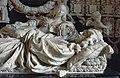 Interieur, overzicht grafmonument Anna van Ewsum, detail - Midwolde - 20358493 - RCE.jpg