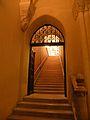 Interior of Prieuré Saint-Martin-des-Champs escalier.JPG