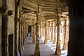 Interior of mosque at Khambhat, Gujarat, India.jpg
