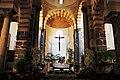 Interior of the 12th Century Church of Annunziata dei Catalani. Messina, Island of Sicily, Italy, Southern Europe.jpg