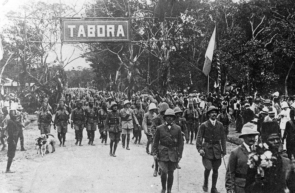Intocht-tabora-19-september-1916