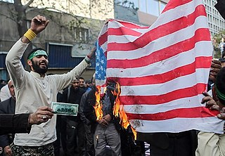 Death to America Anti-American political slogan and chant