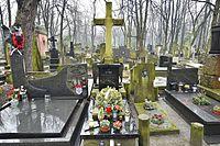 Irena Sendler grave Powazki Cemetery in Warsaw 2016.JPG