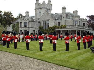 Embassy of the United Kingdom, Dublin - British Ambassador's residence, Glencairn House