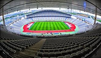 2019–20 UEFA Champions League - Image: Istanbul Atatürk Olympic Stadium 1
