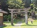 Iwaya-jinja Ichi-no-torii.jpg