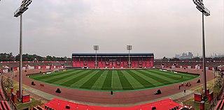 JRD Tata Sports Complex Stadium in Jamshedpur, India