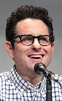 A headshot of director J. J. Abrams