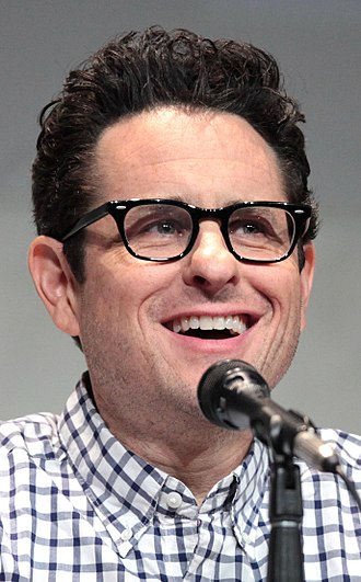 J. J. Abrams - Abrams at the 2015 San Diego Comic-Con