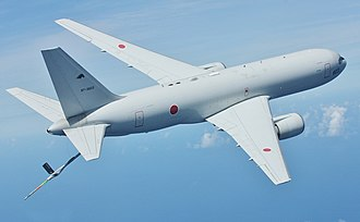 Boeing KC-767 - Japan Air Self-Defense Force KC-767J
