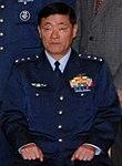 JASDF Lieutenant General Shigeru Irizawa 入澤滋空将 (US Air Force photo 080215-F-9433M-039 USAF, JASDF servicemembers honored).jpg