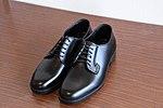 JASDF shoes at Aibano Sub Base October 14, 2018.jpg