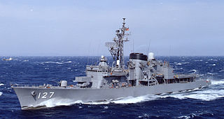 A ship class of the 1st-generation general-purpose destroyers of the JMSDF.